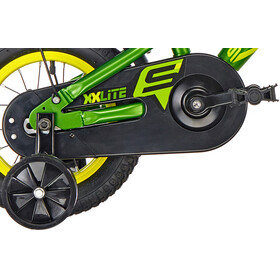 s'cool XXlite 12 steel Kinder green/yellow